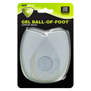 SofSole Gel Ball-of-Foot Cushion style 18901