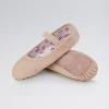 Girls' Leather Ballet Shoe SD69