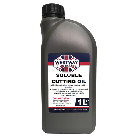 General Purpose Soluble Cutting Oil