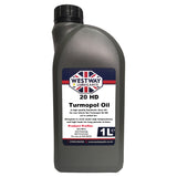 Turmopol 20 HD Gear Oil Suitable for Hilti 30215