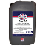 0w30 Fully Synthetic C2 STJLR 03.5007 / M2C-950-A Low SAPS Engine Oil