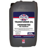 Transformer Oil Uninhibited same as Shell Diala B