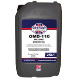 OMD-110 Mineral Engine Oil SAE 30 MIL Spec