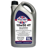 10w50 4T Fully Synthetic Motorcycle Oil