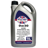 0W30 A5/B5 Fully Synthetic Engine Oil for Honda, Volvo & BMW