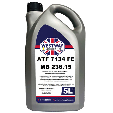 ATF 7134 Mercedes MB 236.15 Automatic Transmission Fluid