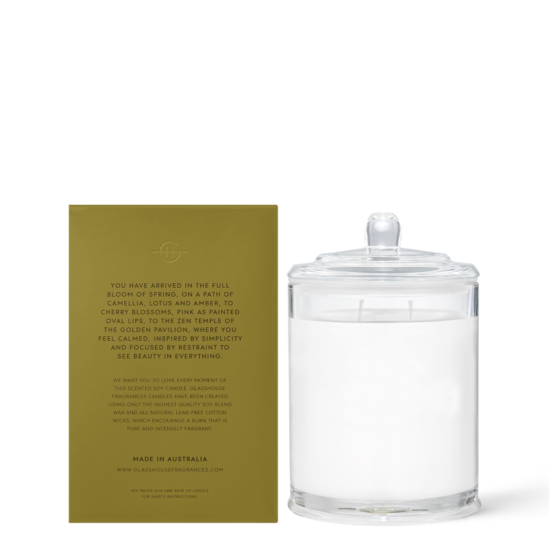Kyoto In Bloom 380g Candle