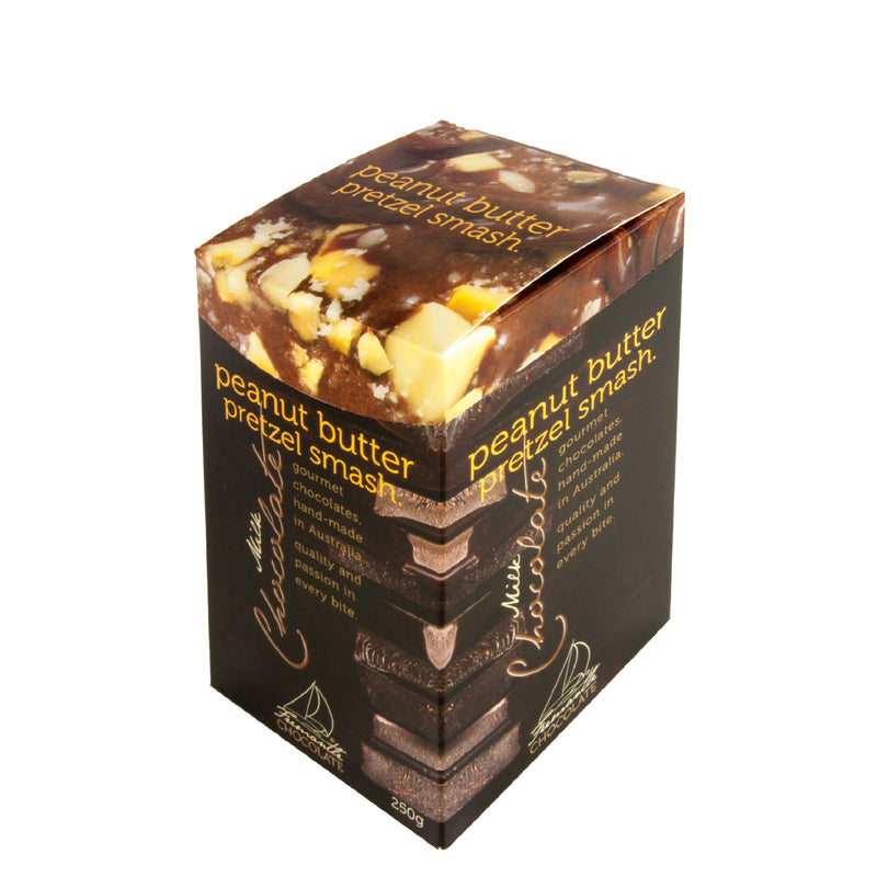 Peanut Butter Pretzel Smash 250g Box
