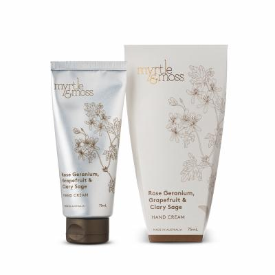 Rose Geranium Hand Cream (75ml)