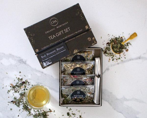 Bud, Blossom & Bloom Tea Gift Set