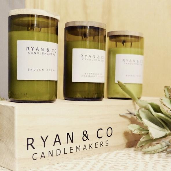 Ryan & Co Candles
