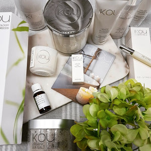 iKOU Aromatherapy Candles