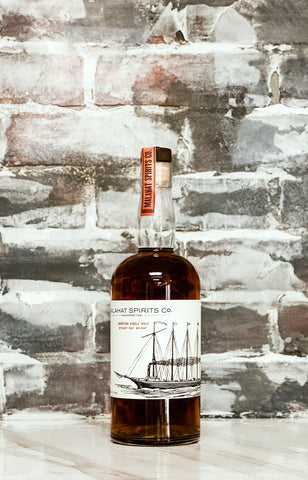 Malahat American Single Malt Straight Malt Whiskey