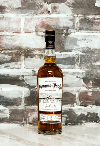 Panama-Pacific, 15 year old, Rum, Reserva