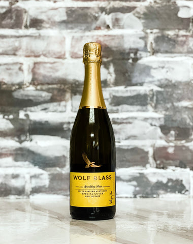 NV Wolf-Blass; Brut; Yell ow Label