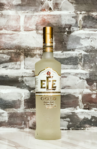 Efe Gold, Raki, Turkey