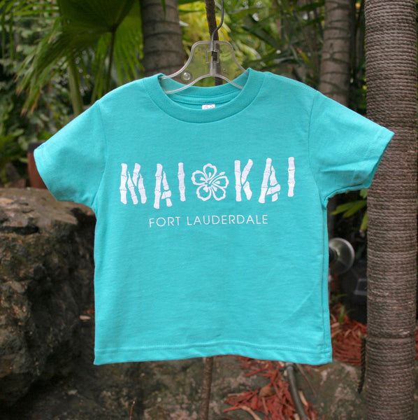 Mai-Kai Girls Toddler Tee