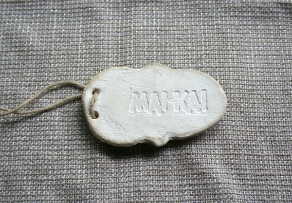Mai-Kai Lanai Tiki Ceramic Necklace