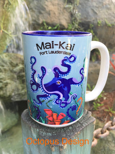 Mai-Kai-Sea Life Coffee Mug