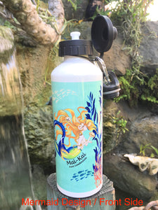 Mai-Kai Sea Life Metal Water Bottle