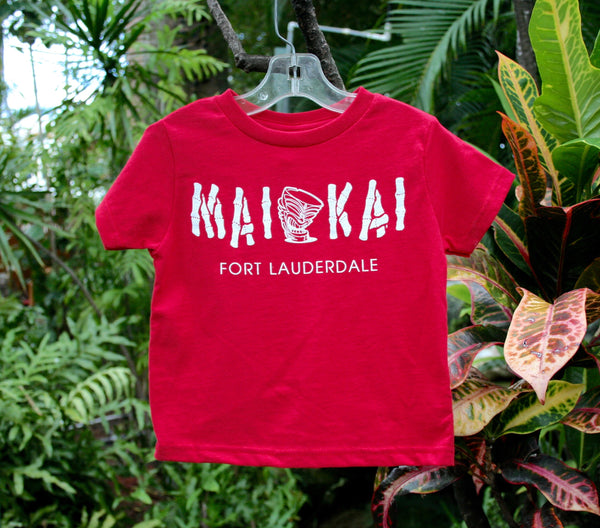 Mai-Kai Boys Toddler Tee
