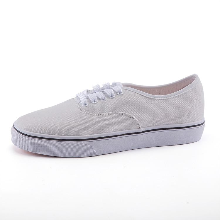 1 test printy 6 Low-top fashion canvas shoes