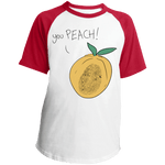 you PEACH! Youth Jersey