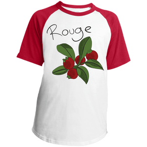 Cranberry Rouge Youth Jersey