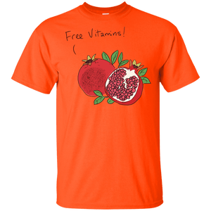Free Vitamins!  Youth T-Shirt