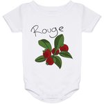 Cranberry Rouge Baby Onesie 24 Month