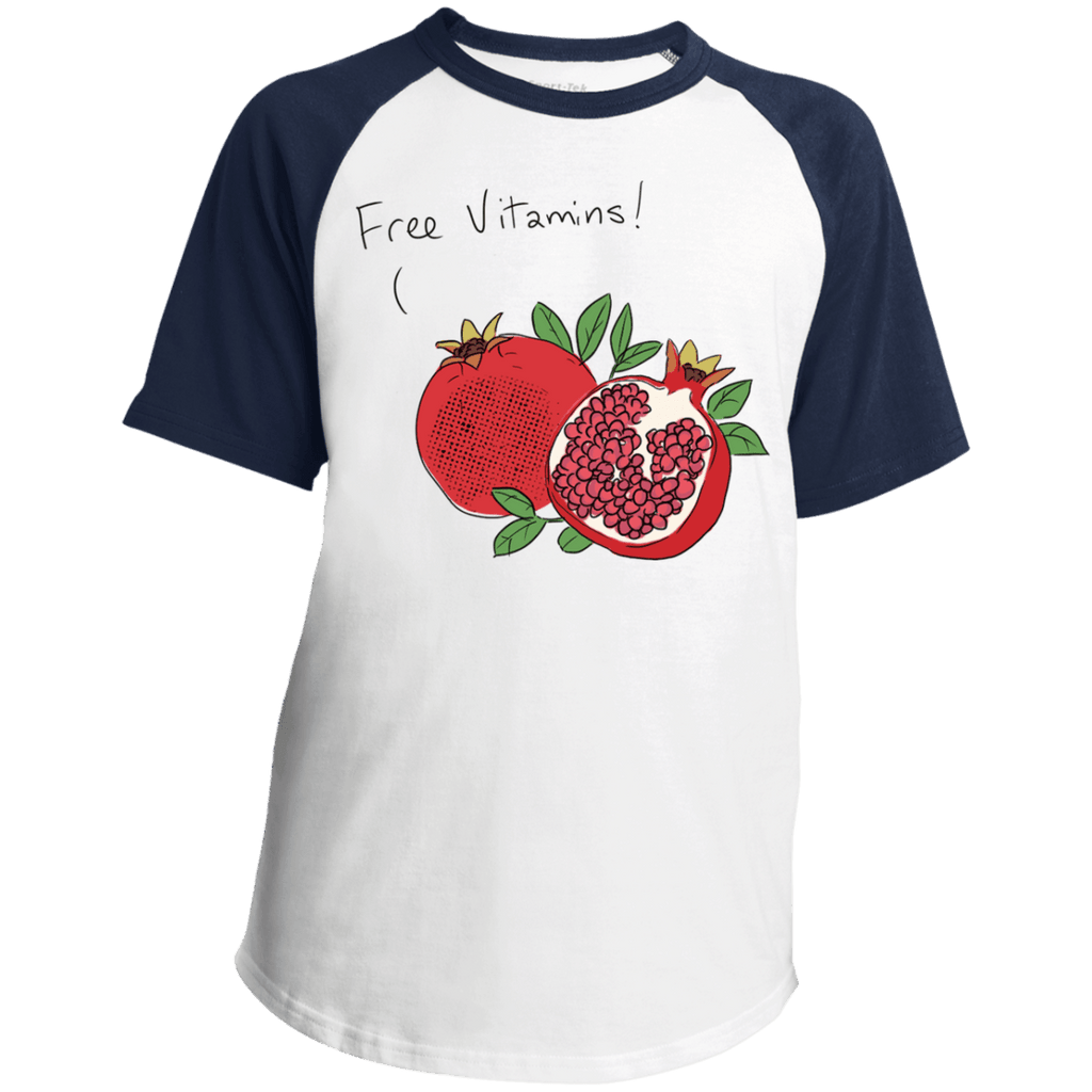 Free Vitamins!  Youth Jersey