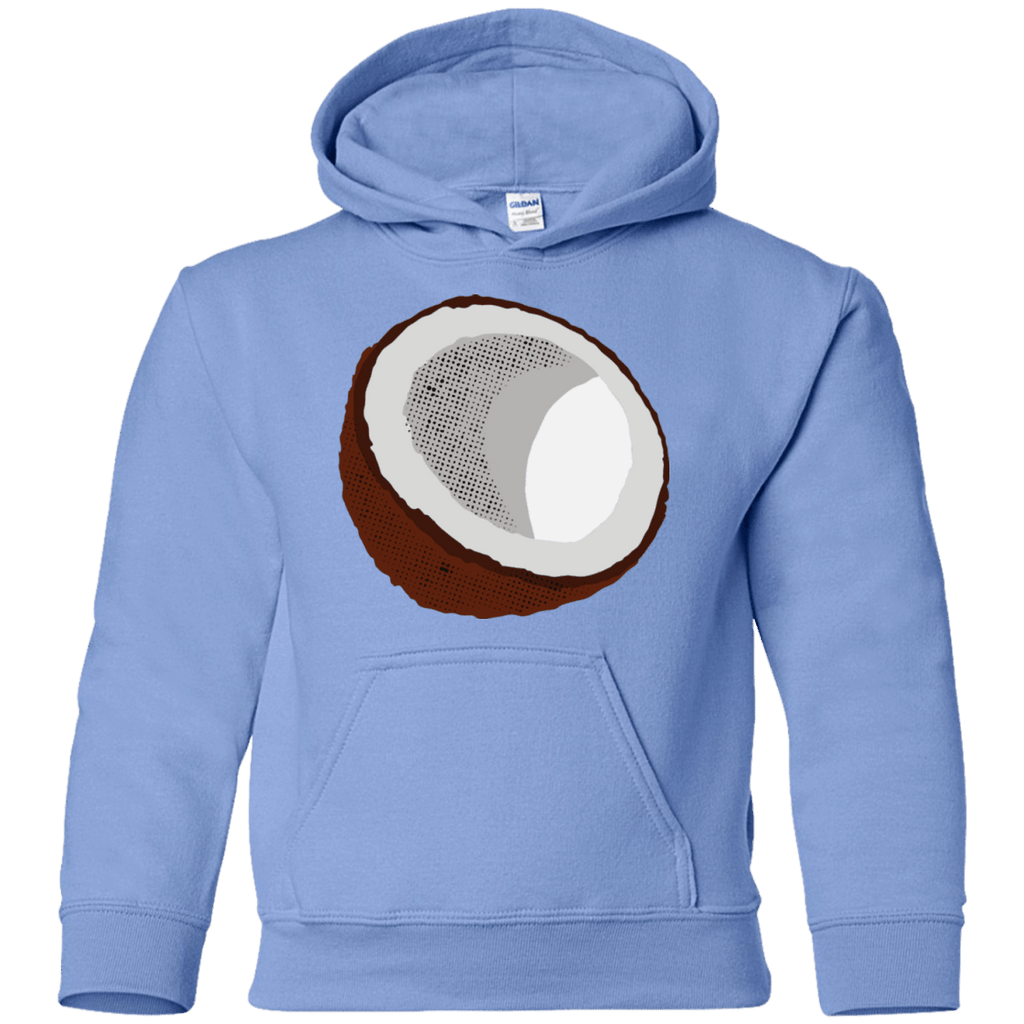 Coconut Youth Pullover Hoodie