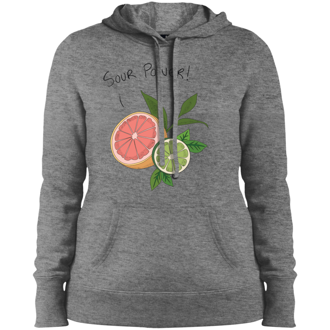 Sour Power! Pullover