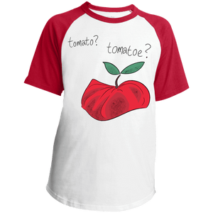 Tomato? Tomatoe? Youth Jersey