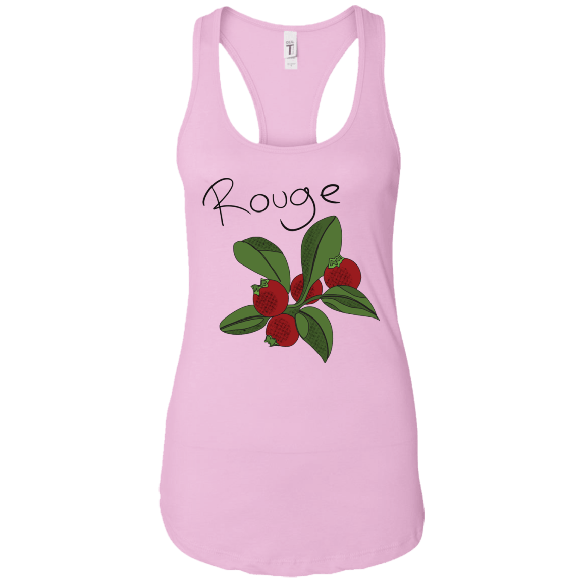 Cranberry Rouge Racerback