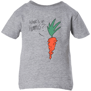 What's up Hummus? Infant Short Sleeve T-Shirt
