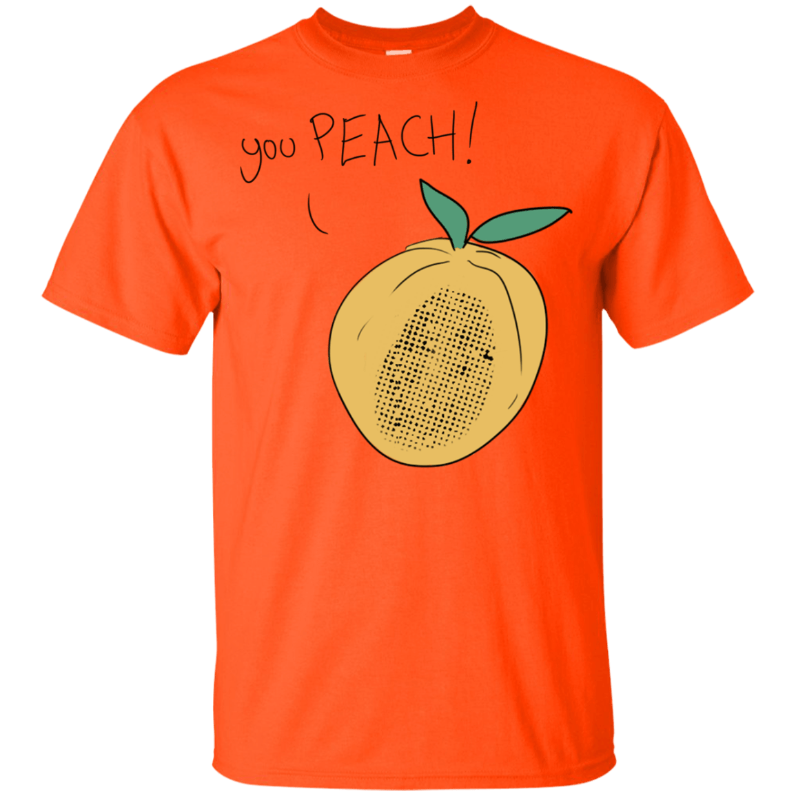you PEACH! Youth T-Shirt