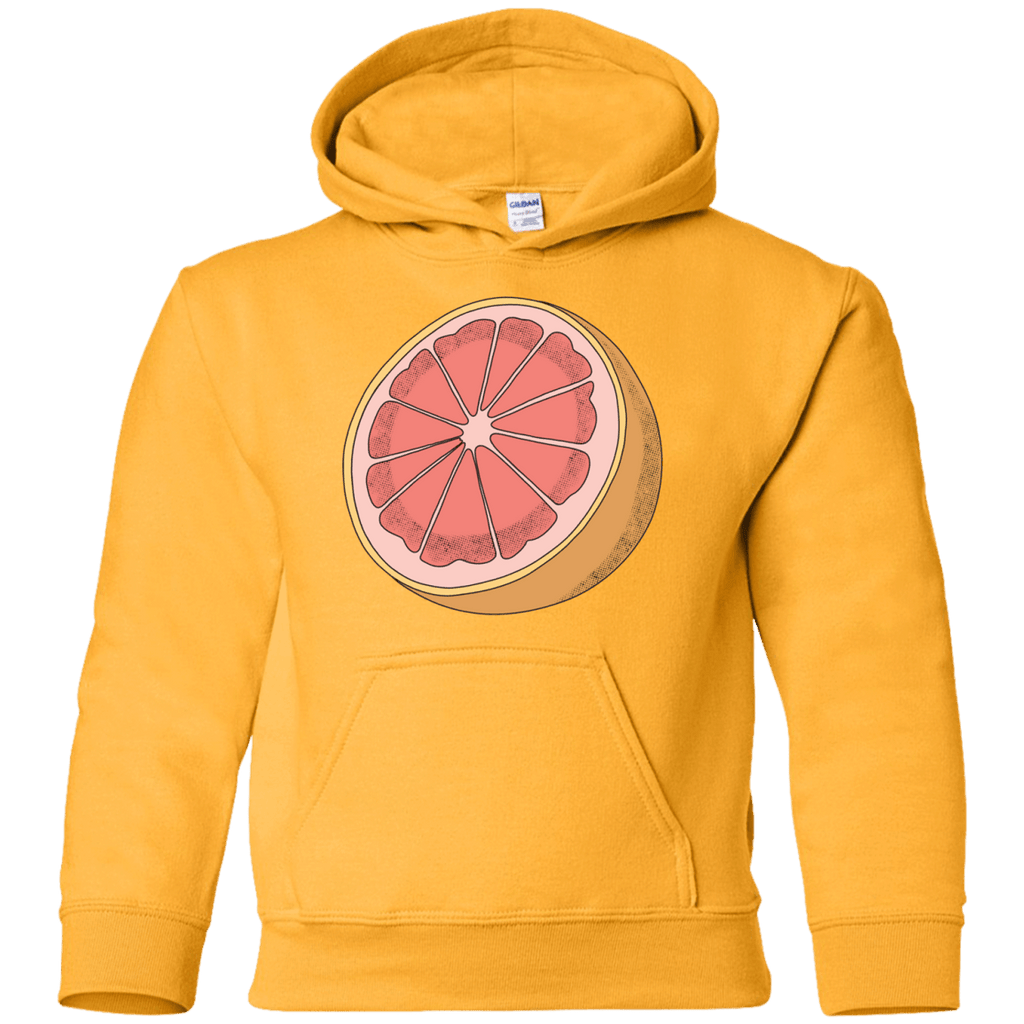 Grapefruit Youth Pullover Hoodie