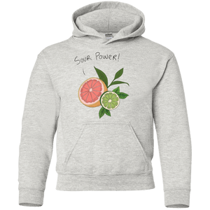 Sour Power! Youth Pullover Hoodie