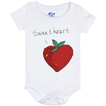 Sweetheart Baby Onesie 6 Month