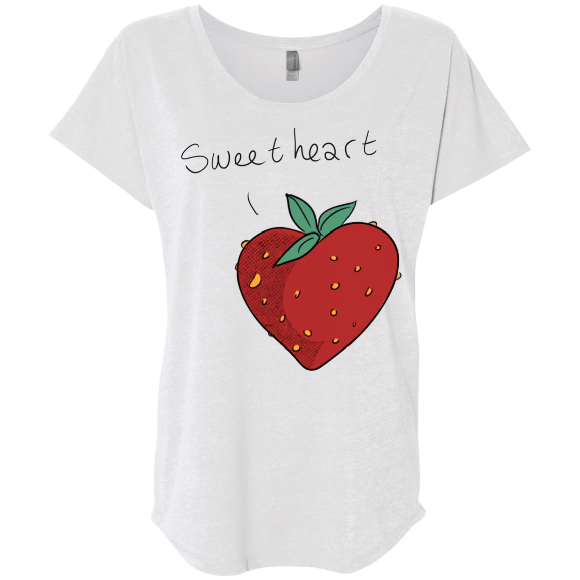 Strawberry Sweetheart T-Shirt