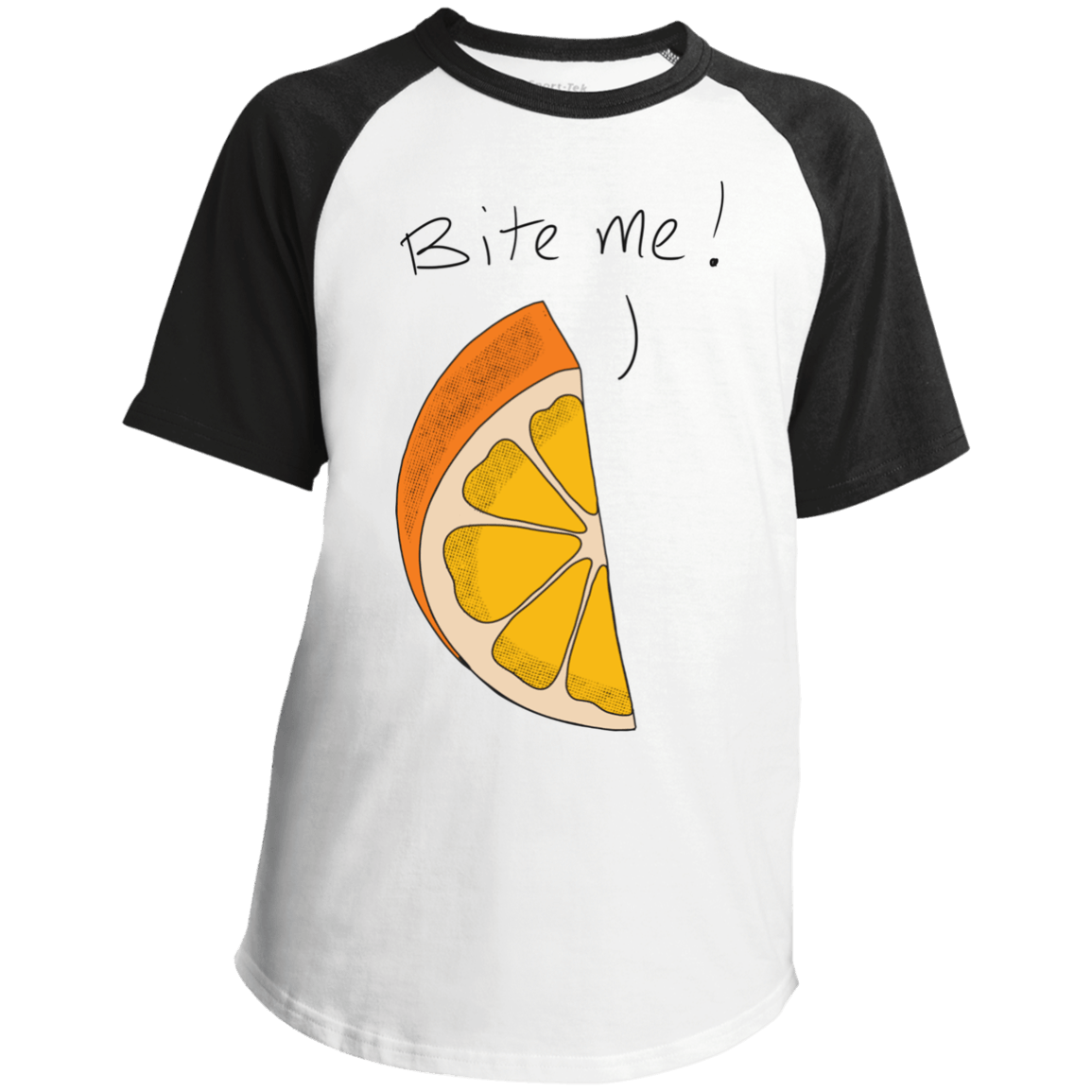 Bite me! Youth Jersey