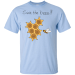 Save the Bees! Youth T-Shirt