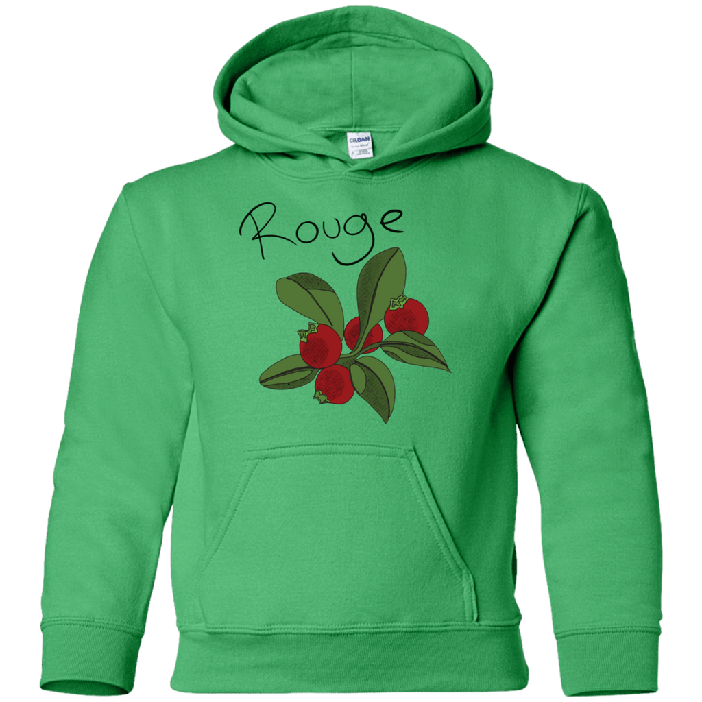 Cranberry Rouge Youth Pullover Hoodie
