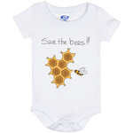 Save the Bees! Baby Onesie 6 Month
