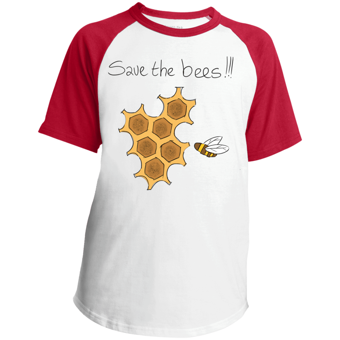Save the Bees! Youth Jersey