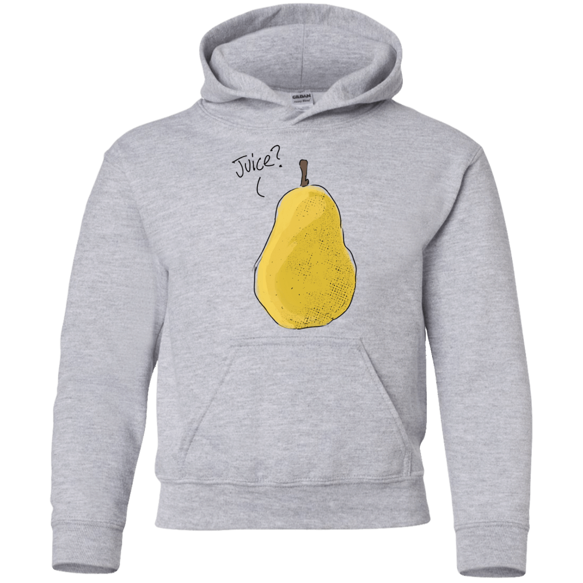 Juice? Youth Pullover Hoodie