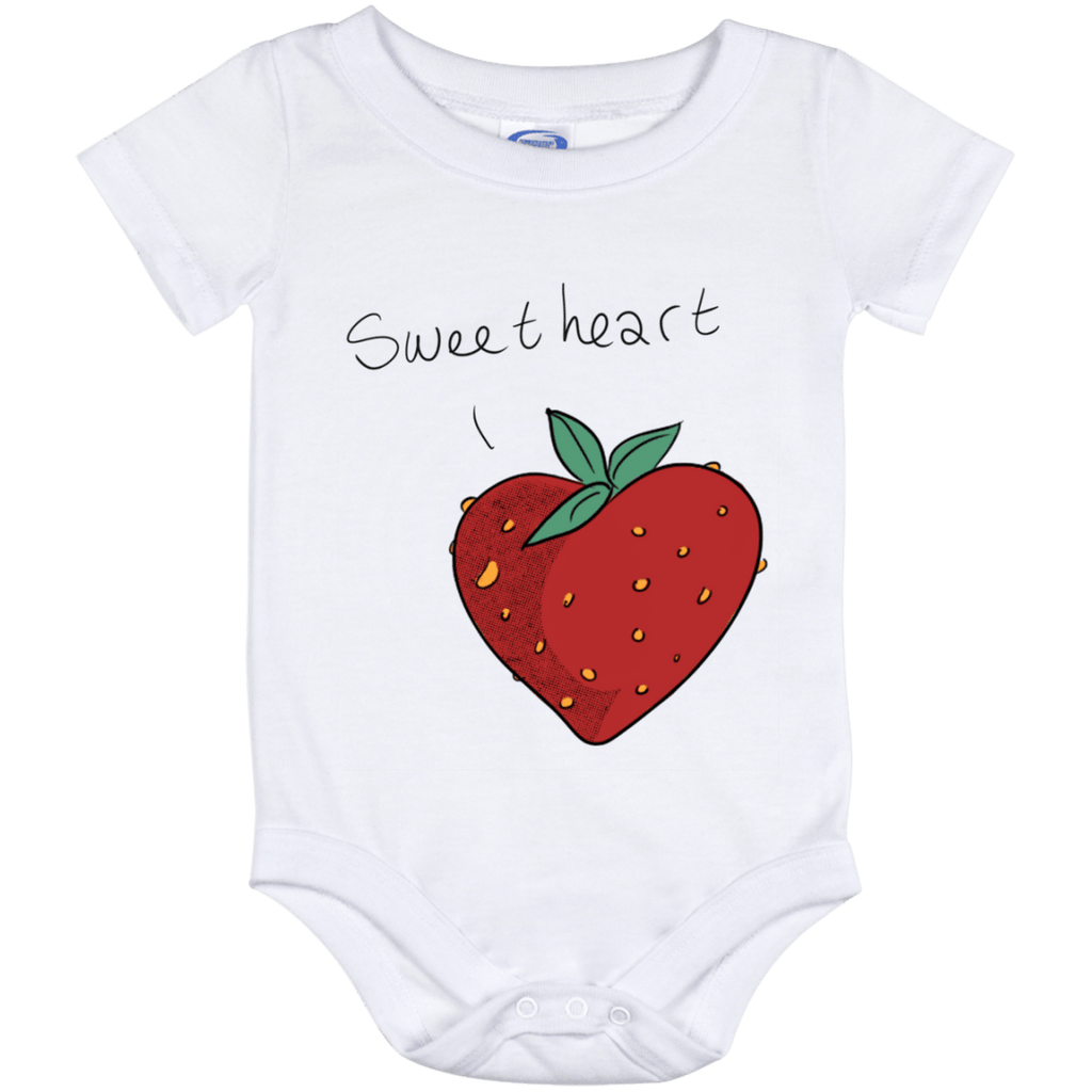 Sweetheart Baby Onesie 12 Month