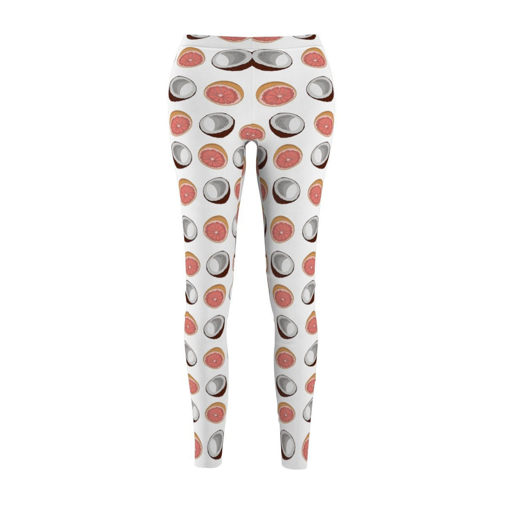 1 grapefruitcoconut_5000x2 600dp Women's Cut & Sew Casual Leggings