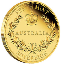 2018 $25 Australia Sovereign Gold Proof Coin
